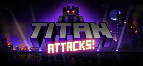 Купить Titan Attacks!