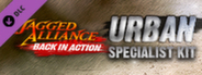 Jagged Alliance - Back in Action: Urban Specialist Kit