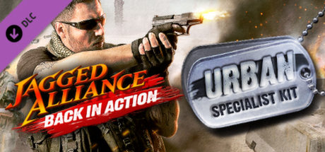 Купить Jagged Alliance: Back in Action DLC: Urban Specialist Kit