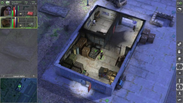 Jagged Alliance: Back in Action DLC: Urban Specialist Kit