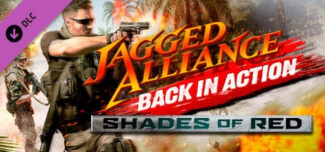 Купить Jagged Alliance - Back in Action: Shades of Red DLC
