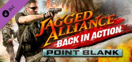 Купить Jagged Alliance - Back in Action: Point Blank DLC