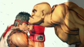 Ultra Street Fighter® IV video