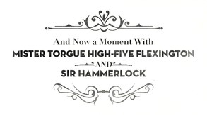 Introduction by Sir Hammerlock & Mister Torgue