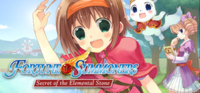 Fortune Summoners: Secret of the Elemental Stone cover art