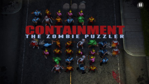 Containment: The Zombie Puzzler 1
