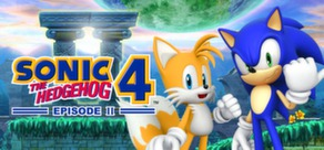 SONIC THE HEDGEHOG 4 Episode II cover art