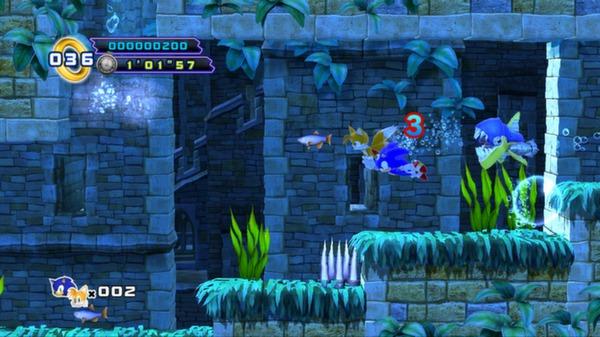 Sonic the Hedgehog 4 - Episode II