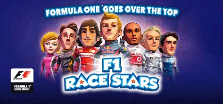 Teaser for F1 RACE STARS™