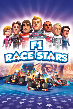 F1 RACE STARS poster image on Steam Backlog