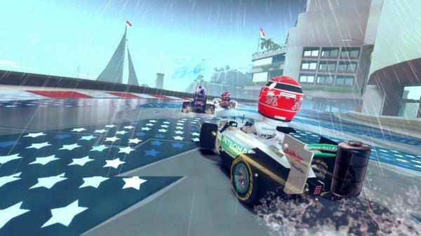 F1 RACE STARS™