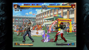 THE KING OF FIGHTERS 2002 UNLIMITED MATCH video