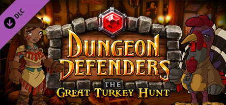 Купить Dungeon Defenders The Great Turkey Hunt! Mission & Costumes (DLC)