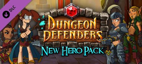 Купить Dungeon Defenders New Heroes DLC