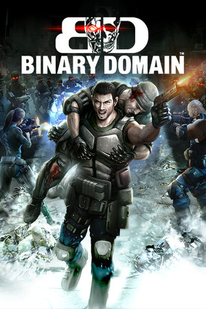 Binary Domain poster image on Steam Backlog