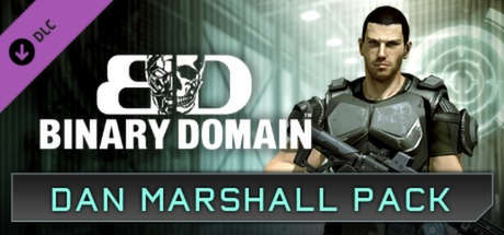 Binary Domain Dan Marshall Pack