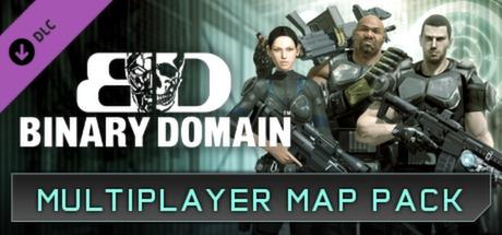 Купить Binary Domain - Multiplayer Map Pack (DLC)