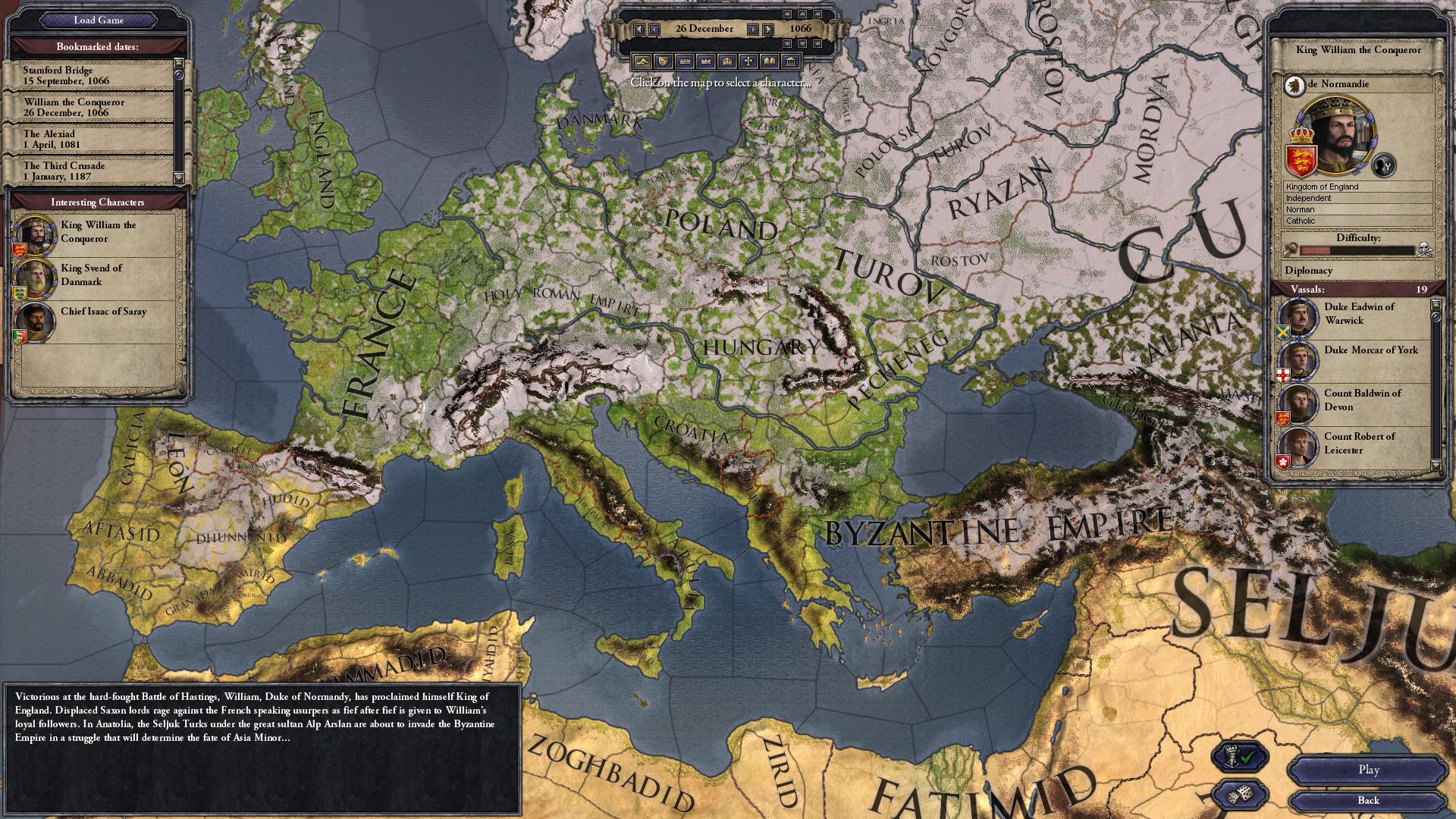 十字军之王2 Crusader Kings II Mac 破解版 即时战略类游戏-麦氪派