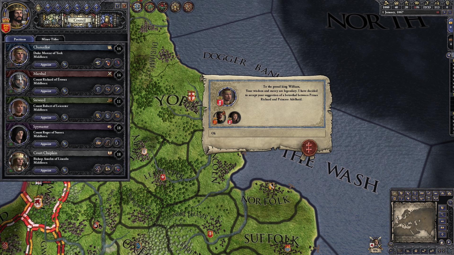Crusader Kings II · AppID: 203770