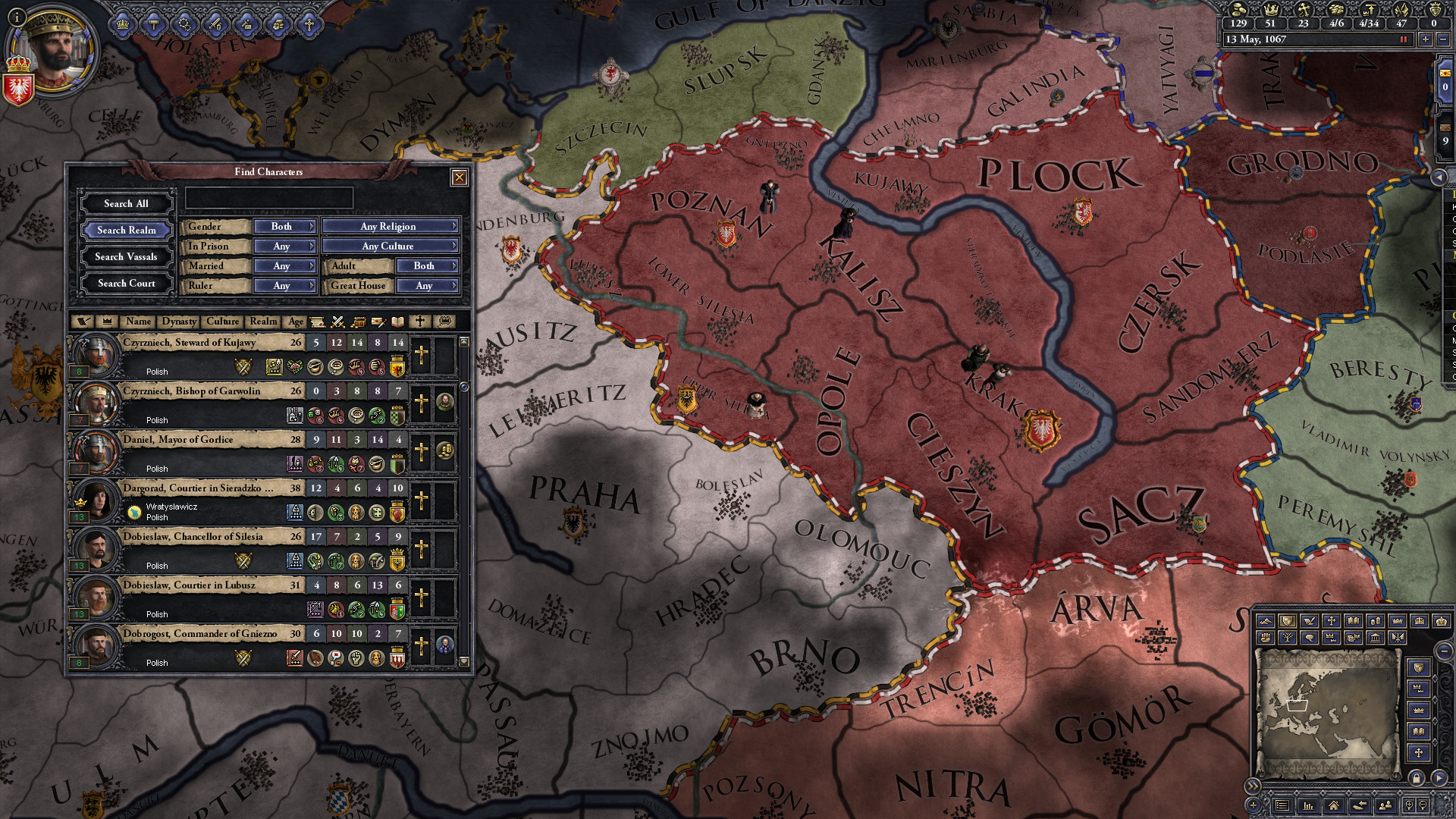 Crusader Kings II is Now Available on Mac!