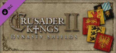 Купить Crusader Kings II: Dynasty Shields (DLC)