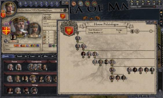 Crusader Kings II: Dynasty Shields (DLC)