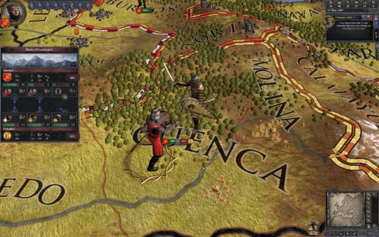 Crusader Kings II: Songs of Albion (DLC)