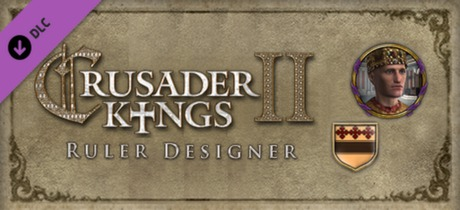 Купить DLC - Crusader Kings II: Ruler Designer (DLC)