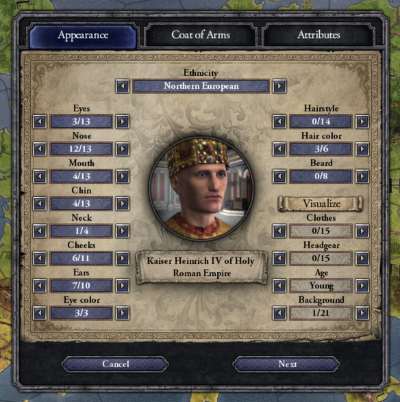 Download Crusader Kings II: Ruler Designer Full PC Game
