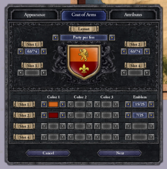 DLC - Crusader Kings II: Ruler Designer (DLC)