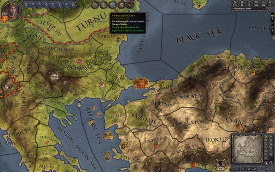Crusader Kings II: Songs of the Holy Land (DLC)