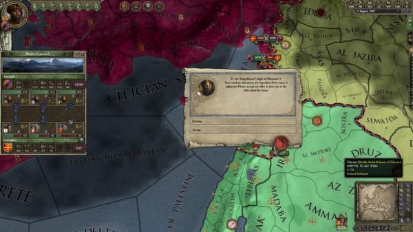 Expansion - Crusader Kings II: Sword of Islam (DLC)