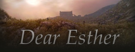 Dear Esther - 亲爱的艾丝特