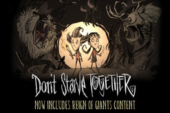 Don't Starve Together Reign of Giants Update