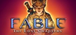 Fable - The Lost Chapters cover art