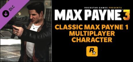 Купить Max Payne 3: Classic Max Payne Character (DLC)