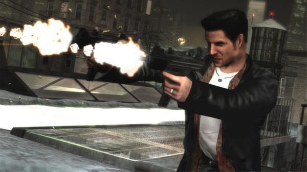 Max Payne 3: Classic Max Payne Character (DLC)