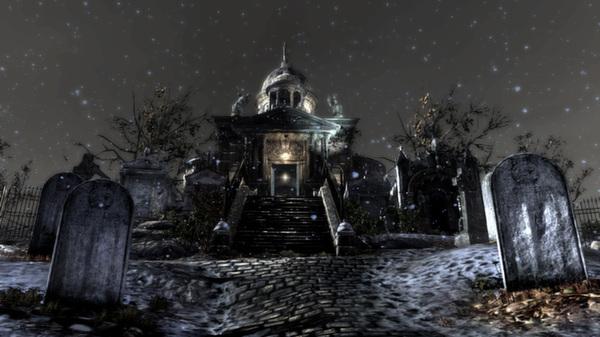 Max Payne 3: Cemetery Map (DLC)