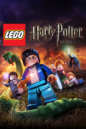 LEGO Harry Potter: Years 5-7 poster image on Steam Backlog