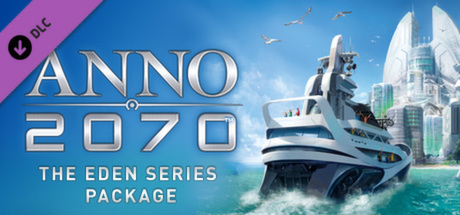 Anno 2070 The Eden Series Package