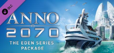 Купить Anno 2070™: The Eden Series Package (DLC)