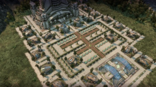 Anno 2070™: The Eden Series Package (DLC)
