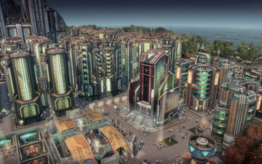 Anno 2070™ - The Central Statistical Package (DLC)