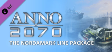 Anno 2070  - The Nordamark Line Package