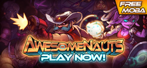 Awesomenauts cover art