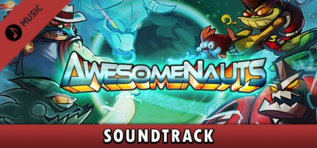 Купить Awesomenauts: Official Soundtrack (DLC)