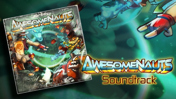 Awesomenauts: Official Soundtrack (DLC)
