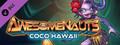 Awesomenauts - Coco Hawaii Skin-dlc