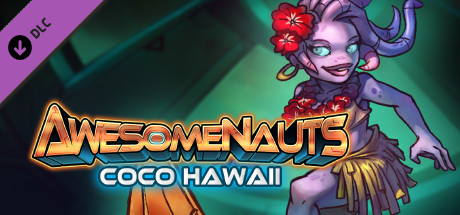 Купить Awesomenauts - Coco Hawaii Skin (DLC)