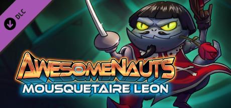 Купить Awesomenauts - Mousquetaire Leon Skin (DLC)
